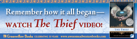Greenwillow Books: Watch The Thief video