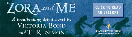 Candlewick: Zora and Me by Victoria Bond and T. R. Simon