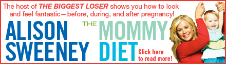 Gallery Books: The Mommy Diet by Alison Sweeney
