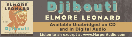 Morrow: Djibouti (Audiobook) by Elmore Leonard