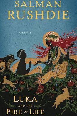 Children's Review: <i>Luka and the Fire of Life</i>