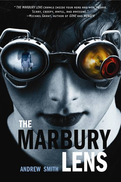 Children's Review: <i>The Marbury Lens</i>